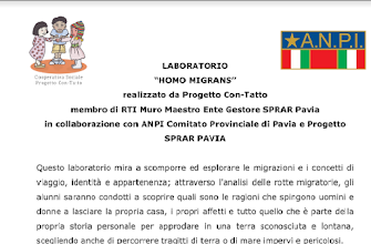 LABORATORIO HOMO MIGRANS