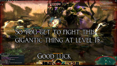 Guild Wars 2 Boss Fights