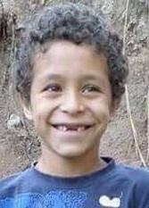 Jordy - Honduras (Tablon), Age 9