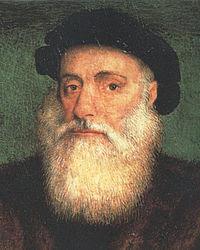 História do Navegador Vasco da Gama