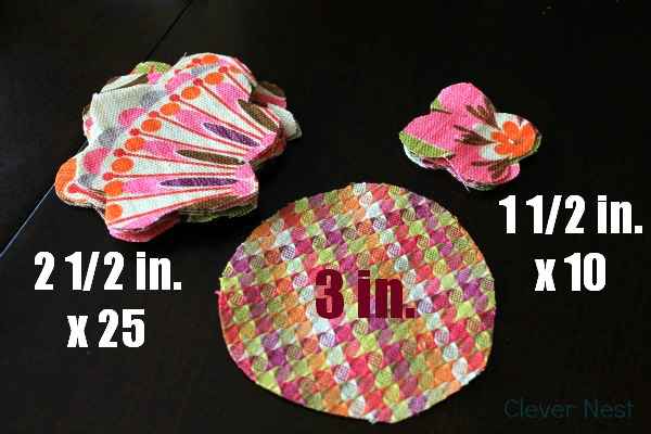 easy fabric flower how to #mothers day #rose #fabric craft #diy