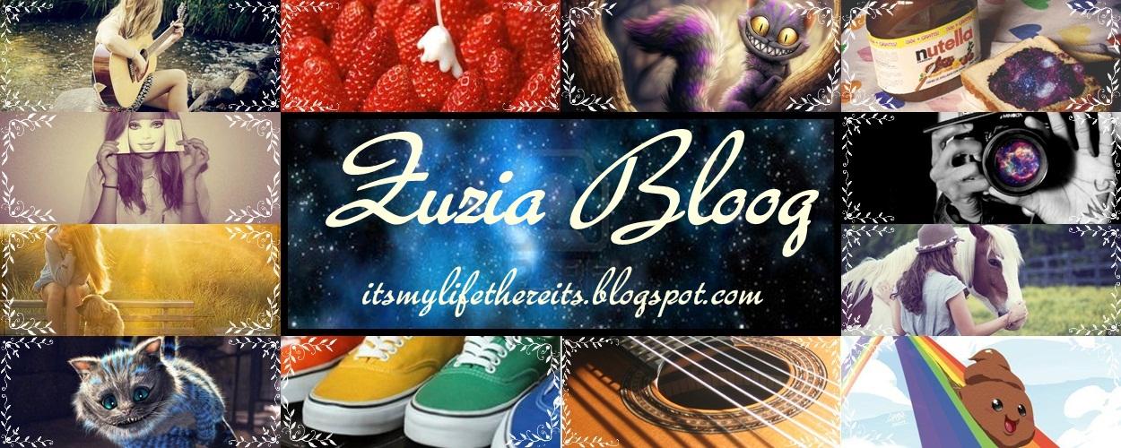 Zuzia-blog