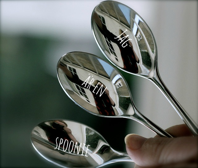 Komma överens med endometrios genom The Spoon Theory