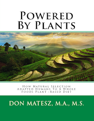 Powered By Plants: Natural Selection & Human Nutrition