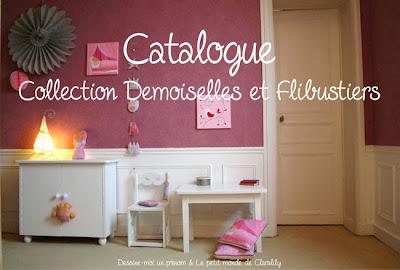http://issuu.com/mailysferron/docs/catalogue_demoiselles_et_flibustier
