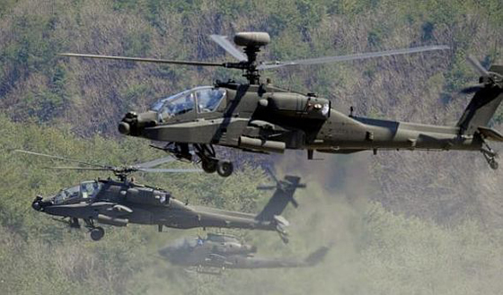 TNI AD Terima Helikopter AH64E Apache Mulai Tahun ini