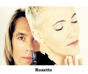 Pop Rock Duo Roxette Poster