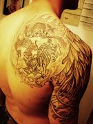 Tatuaje Japones fenix