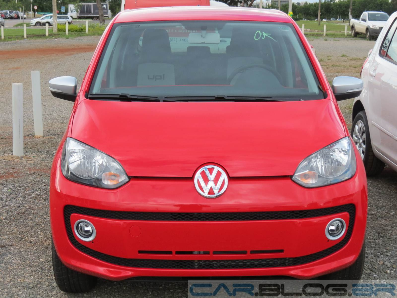 Volkswagen up! - vendas