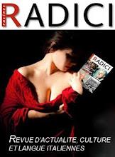 RADICI, la revue sur l'Italie