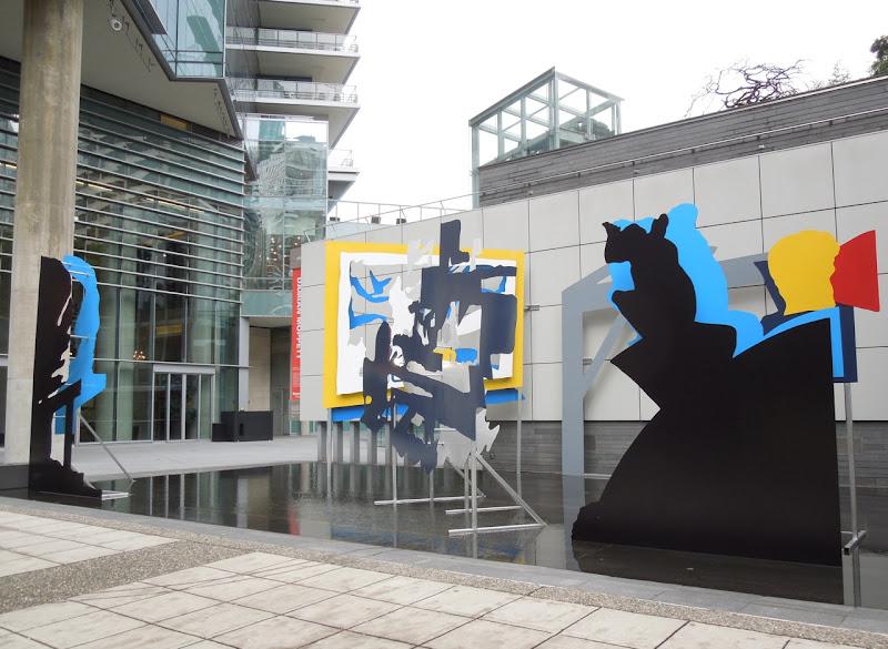 Offsite Damian Moppett public art sculptures