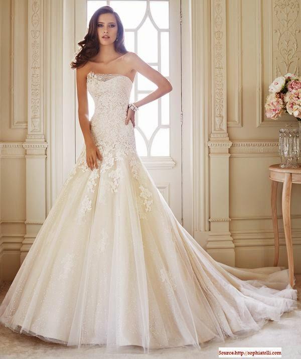 Jolie robe de mariage