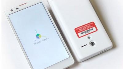 Google Garap Project Tango Dengan Teknologi 3D