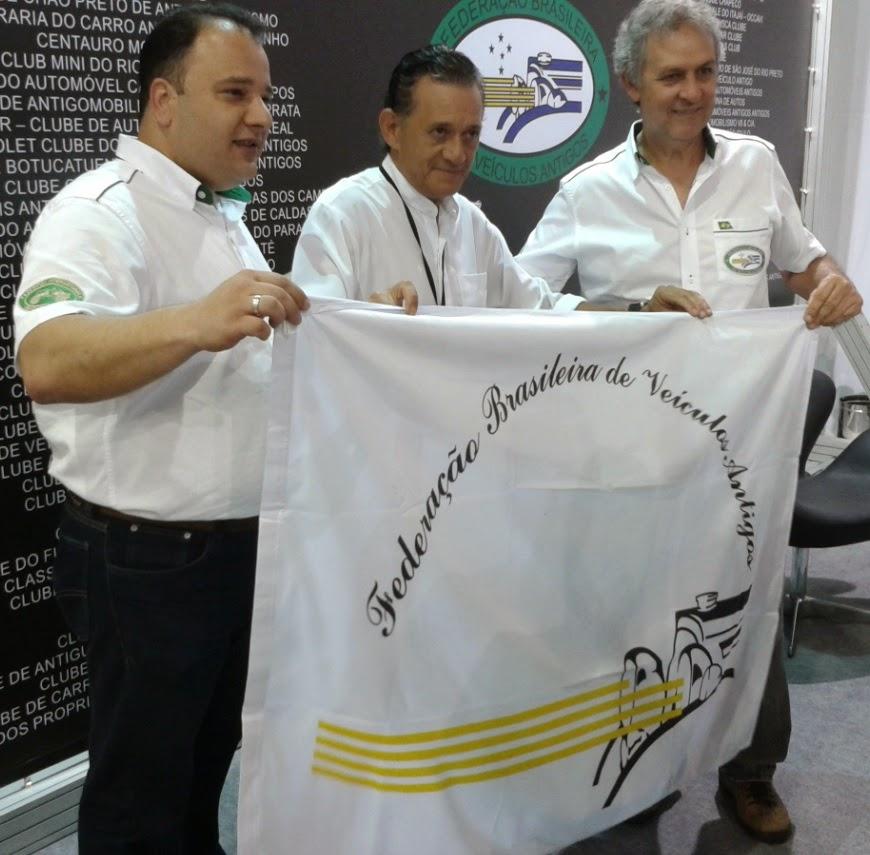 A adesão dos paulistas à FBVA. Ponto para o antigomobilismo.