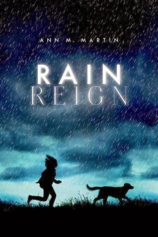 Rain Reign Ann M. Martin book cover