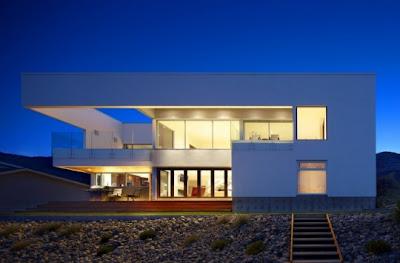 Houses modern style