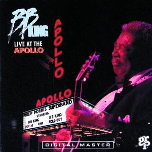 BB King, Live at the Apollo