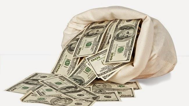 Dapat Uang Jutaan, Karena Beli Sandwich