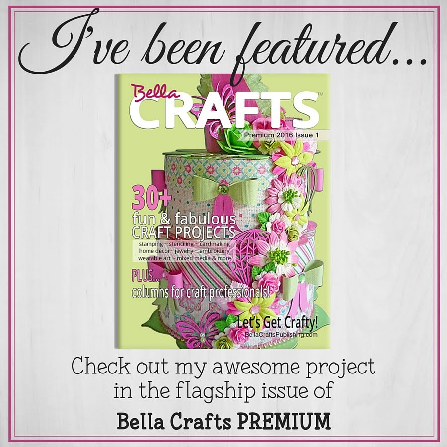 Sharing my story with Bella Crafts