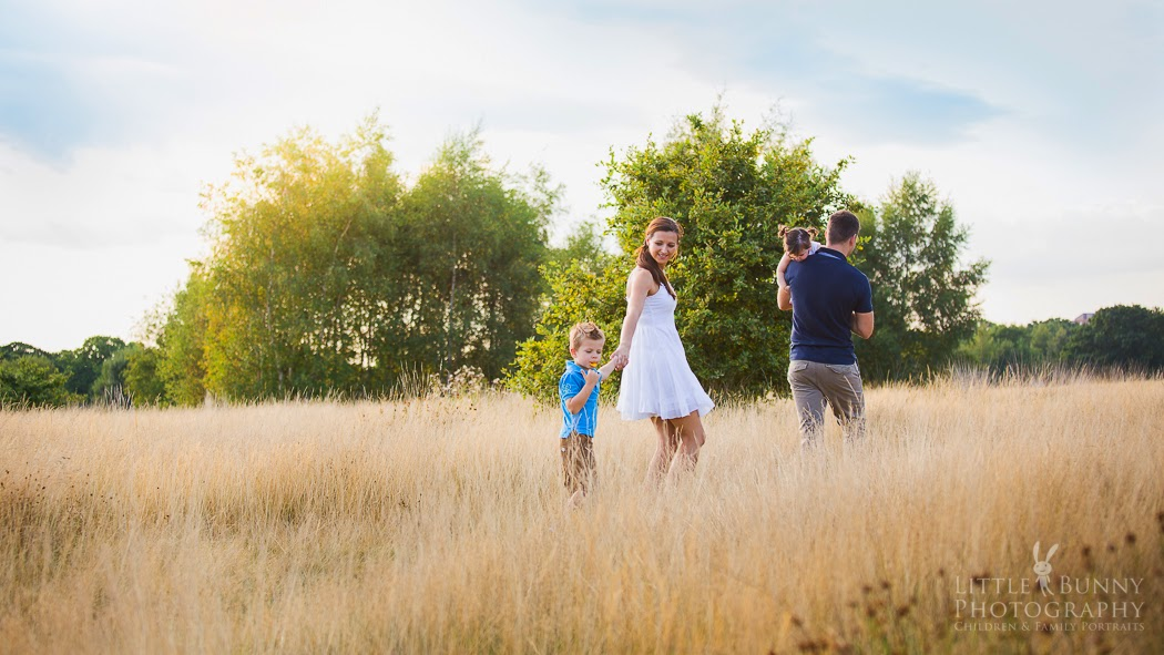 Child and Family Photographer London