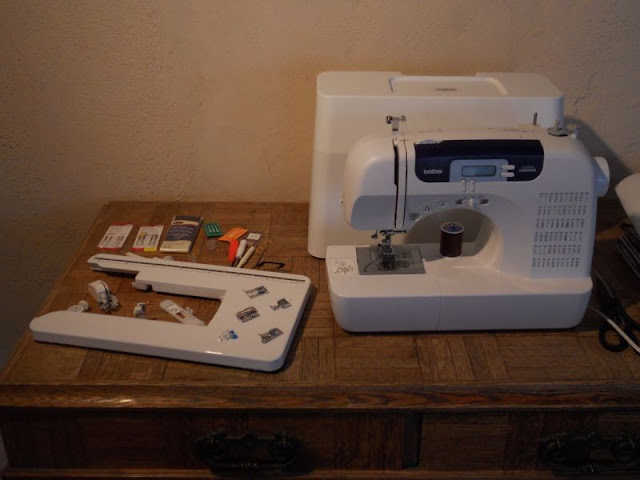 Sewing Machine Brother CS600i