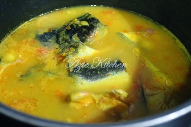 Resepi Ikan Patin Masak Tempoyak Paling Sedap