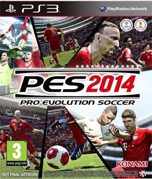 تحمبل لعبة pro evolution soccer 2014 ps3 duplex