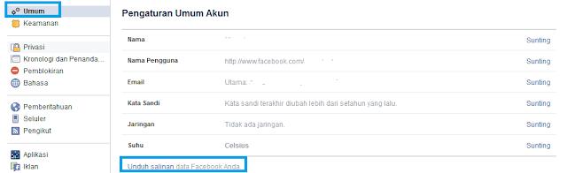 cara Memunculkan Pesan yang Telah Dihapus di Facebook