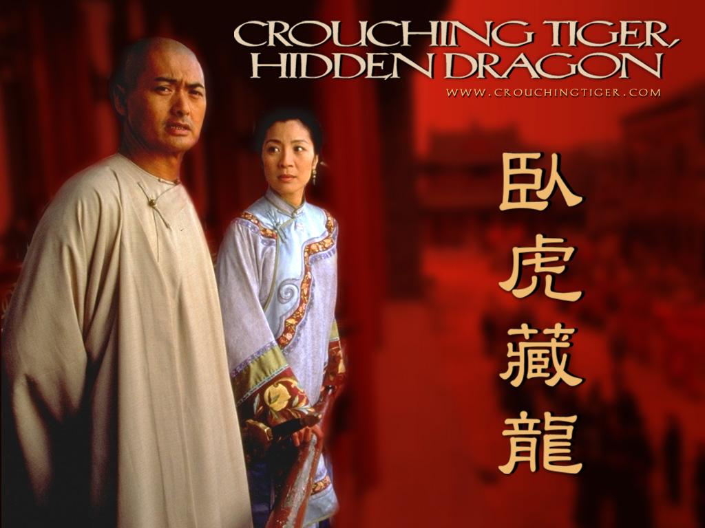 Film analysis- Crouching Tiger Hidden Dragon – Ang Lee