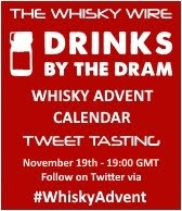 DBTD Whisky Advent Tweet Tasting
