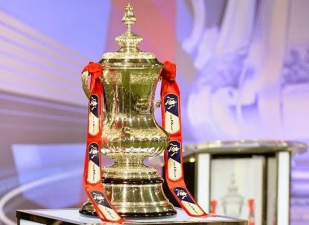 Jadwal Pertandingan FA Cup 14-17 Februari 2015