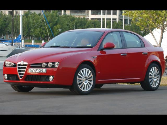 2012 Alfa Romeo 159 24 JTD cars pictures gallery with preview