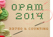OPAM 2014......One Project A Month