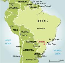 CURITIBA -PARANÁ-BRASIL