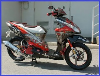 Modifikasi Honda Vario