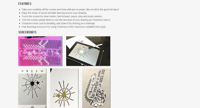An iOS app which converts real drawings &amp; pictures into LIVE music