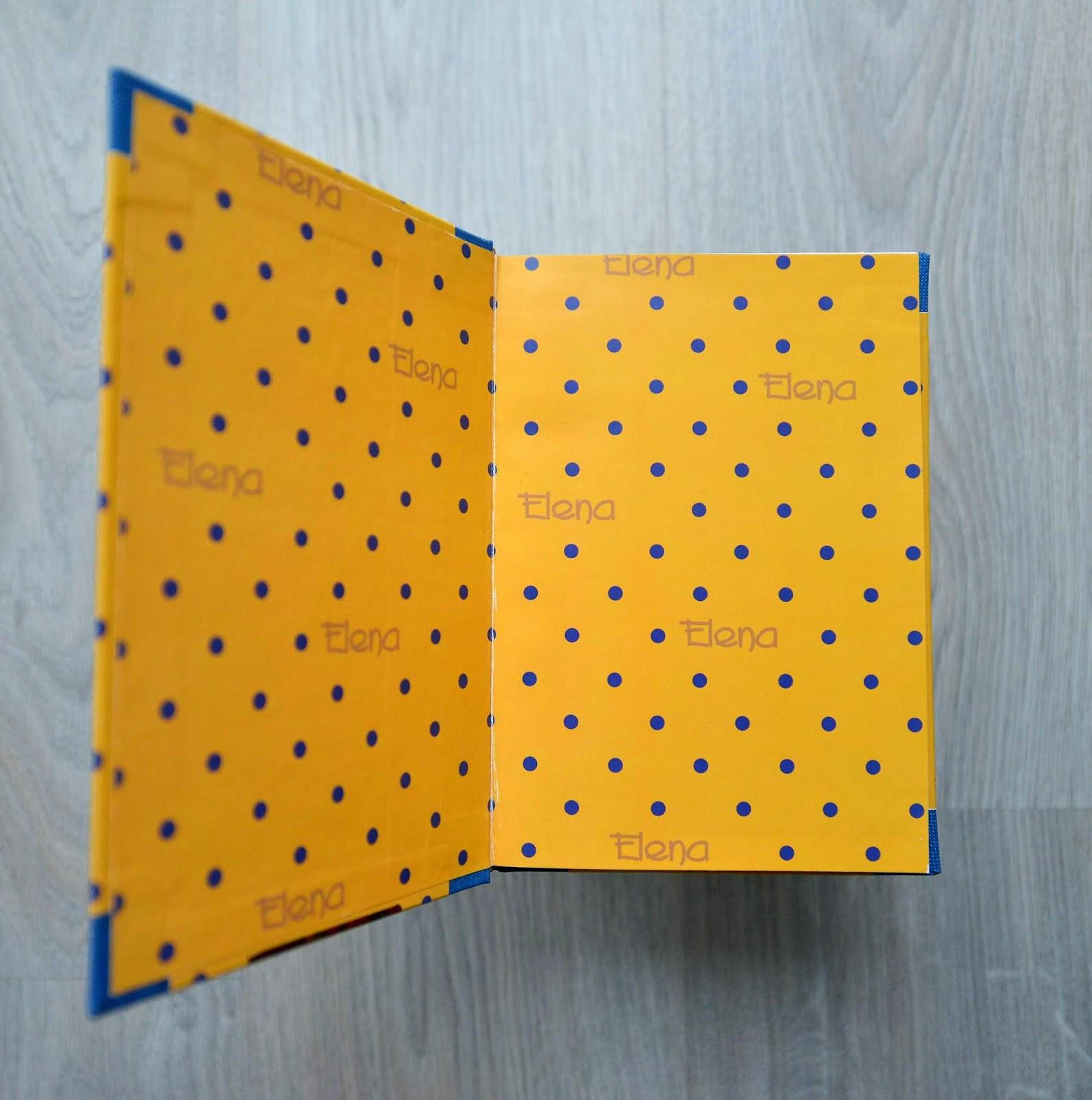 encuadernacion cuaderno