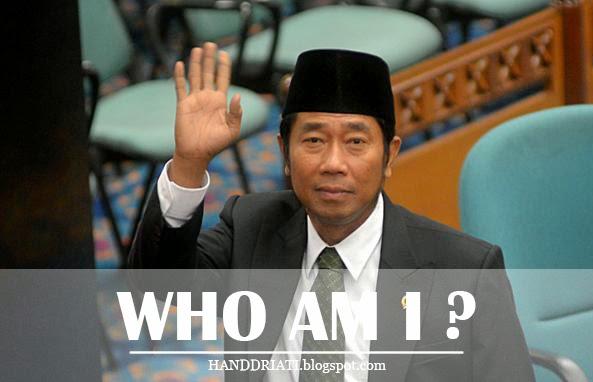 Siapakah Haji Lulung