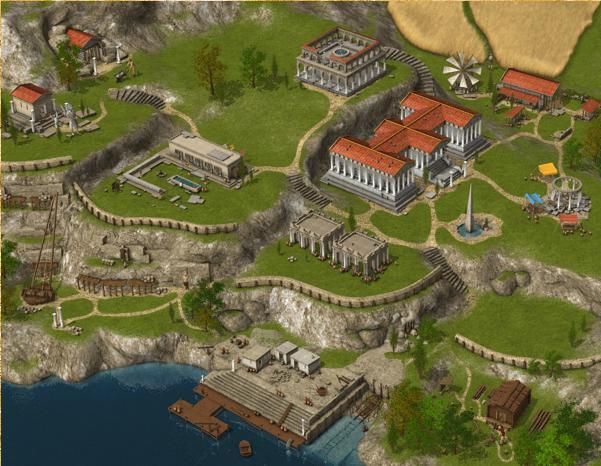 jogo de browser Grepolis