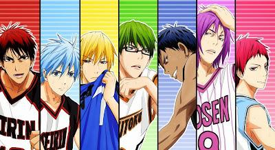 Kuroko no Basket segunda temporada tendra 26 episodios