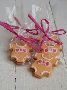 Galletas decoradas, un original detalle para regalar
