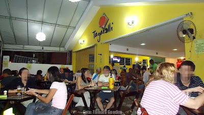 Bar e Restaurante Tagarelli: Ambiente