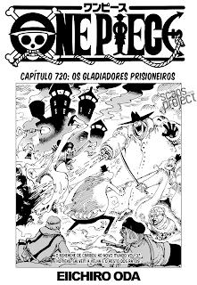 One Piece 720 Português Mangá leitura online agaleradosanimes.net