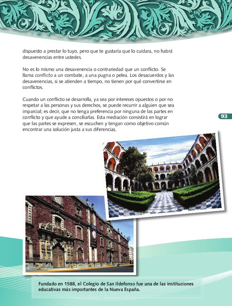 Platiquemos - Formación Cívica y Ética 3ro Bloque 5 2014-2015