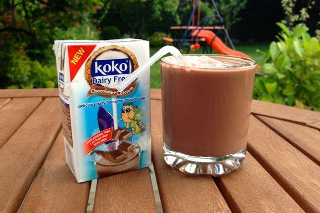 Koko Dairy-Free Chocolate Milkshake