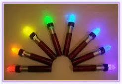Color Therapy Wands...