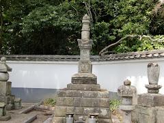 北条経時の墓