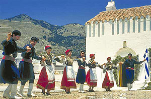 danzas griegas