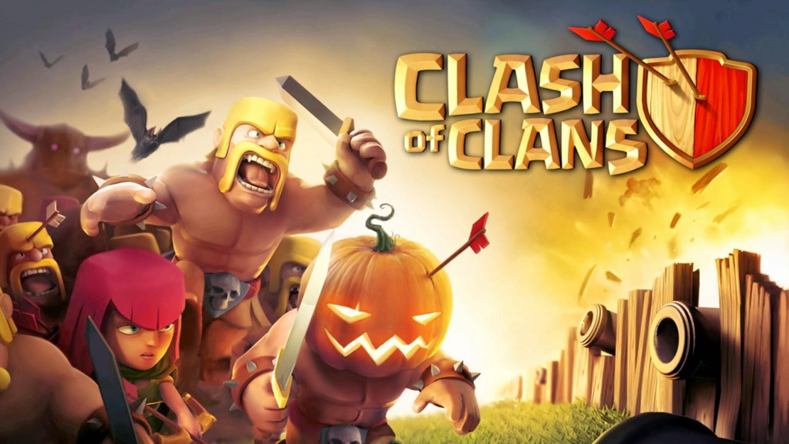 Klanını zafere taşı! Clash of Clans destansı bir savaş
