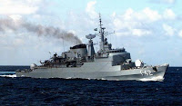Niteroi class frigate